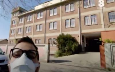 TV8 – Il servizio di Piacere Maisano in Coccato & Mezzetti